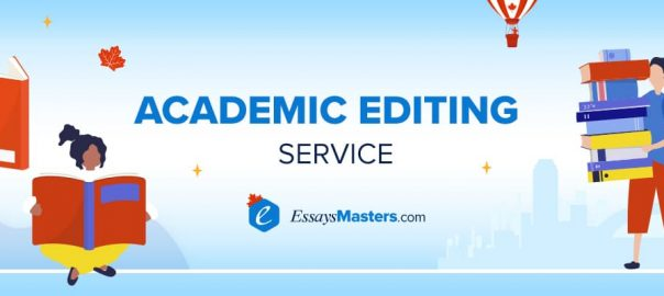 Editing Services in Toronto