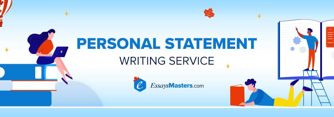 Personal Statement Writing Service